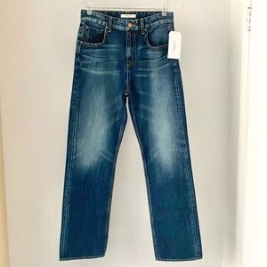 Fidelity Denim High Waist Jeans